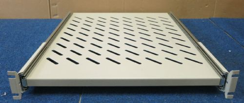 "Generic 1U 19"" Rack Mount Shelf For Server Networking Cabinets Enclosure Racks"